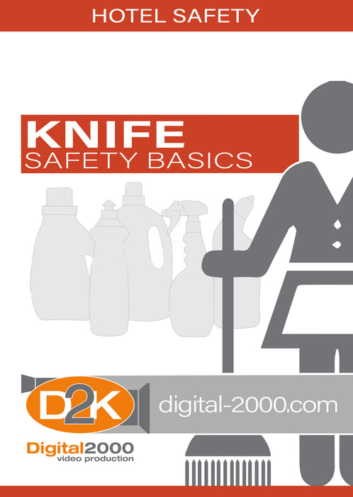 Knife Safety Basics (Hospitality)