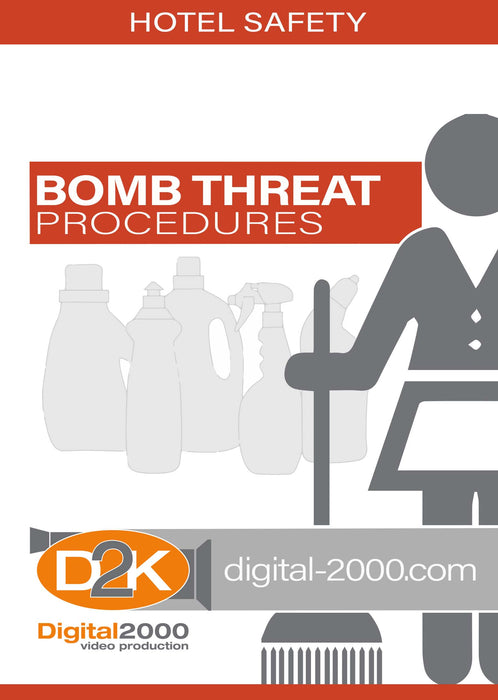 Hotel Safety Series - Bomb Threat Procedures