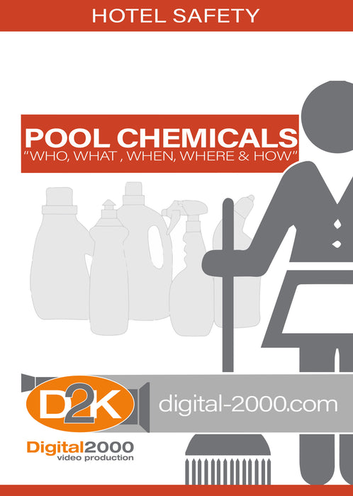 Pool Chemicals - Who, What, When, Where, and How