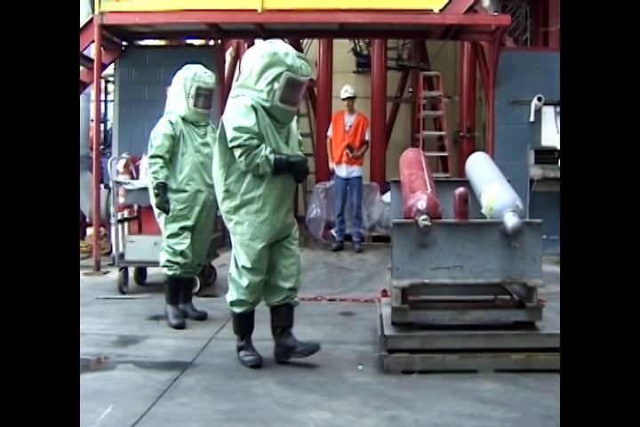 Hazwoper On-Site Safety (short refresher)