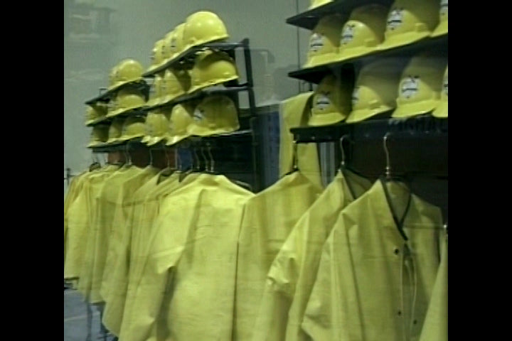Chemicals and Protective Clothing (short refresher)