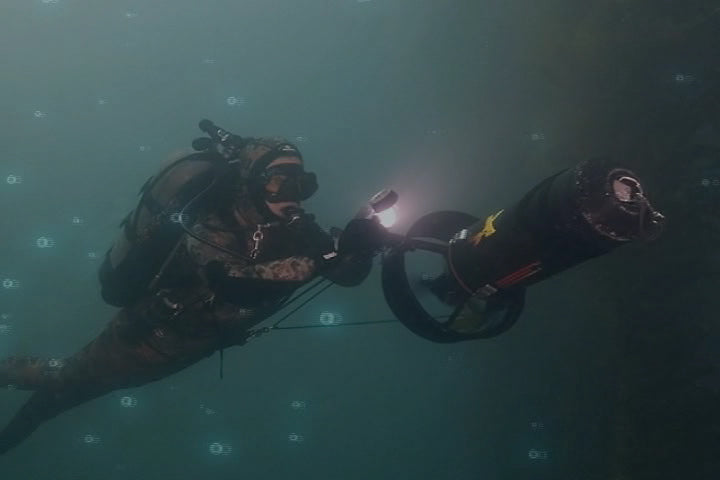 Commercial Diving (short refresher)
