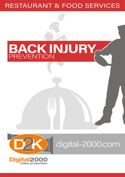 Back Injury Prevention (Restaurants)