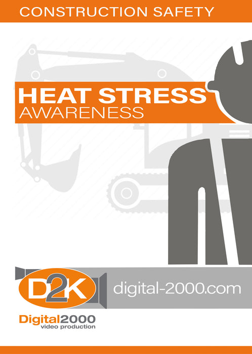 Heat Stress Awareness and Prevention (short refresher) (Gen Ind.)