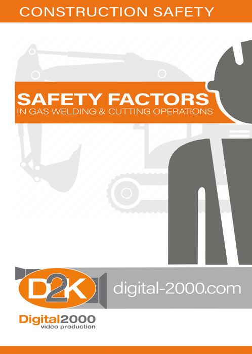 Safety Factors in Gas Welding and Cutting Operations (short refresher)