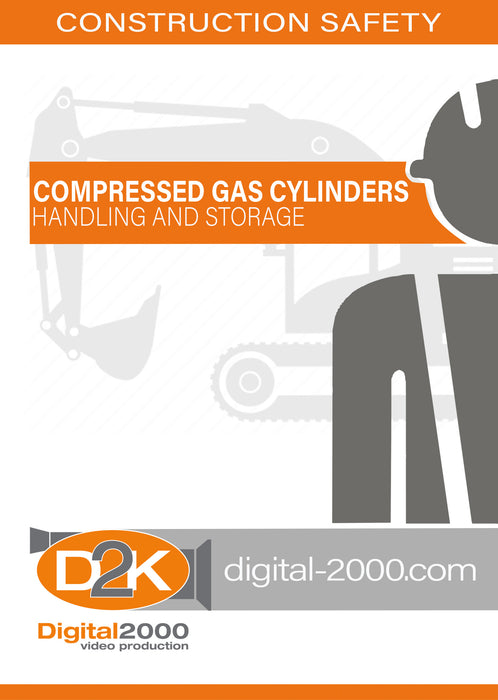 Compressed Gas Cylinders Handling And Storage (short refresher)