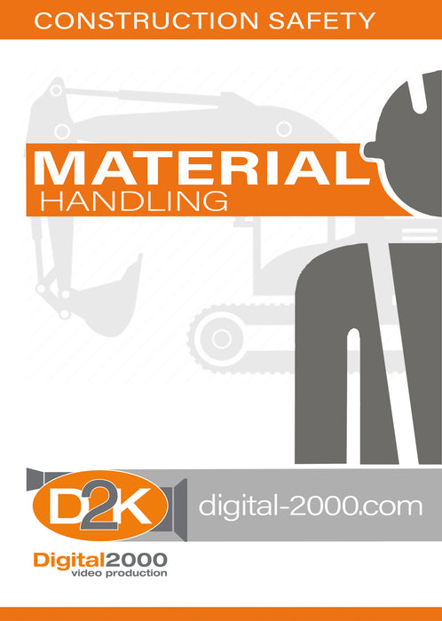 Material Handling (short refresher)