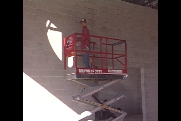 Scissor Lift Safety (short refresher)
