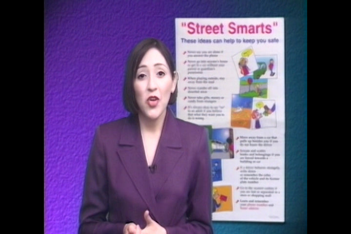 Teaching Youngsters Street Smarts