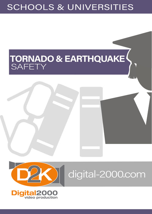 Tornado and Earthquake Safety (Universities)
