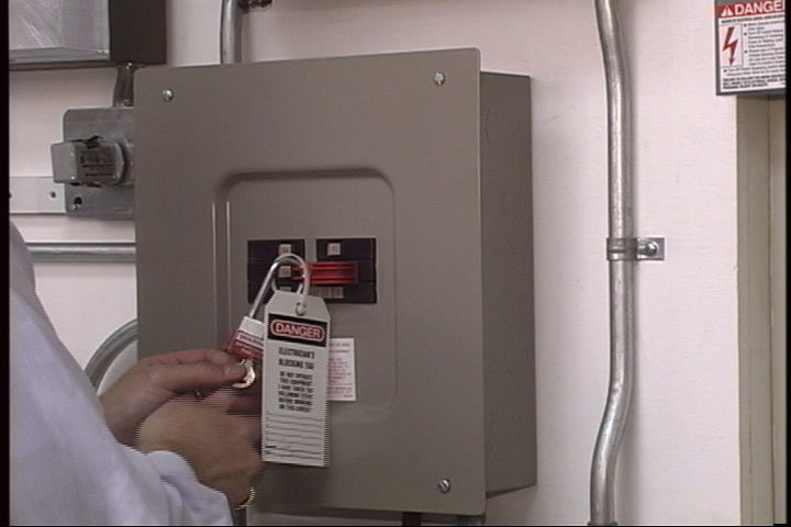 Lockout/Tagout (Universities)