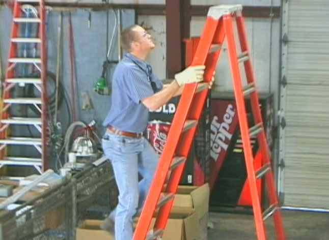 Advanced Ladder Safety (short refresher)