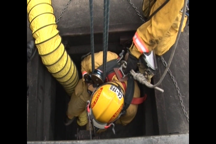 Confined Space Entry (short refresher) (Gen Ind.)