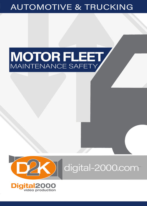 Motor Fleet Maintenance Safety