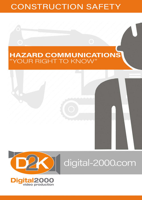 Hazard Communications - Your Right To Know (Construction)