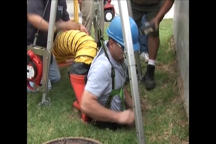 Confined Space Entry Training (Construction)