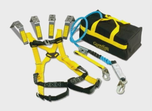 A Primer on Fall Protection Equipment