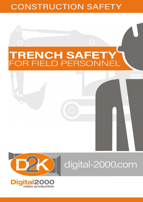 Trench Safety Training Video for Field Personnel