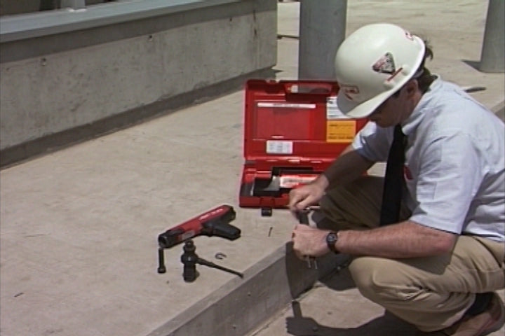 Powder Actuated Tools Safety Video