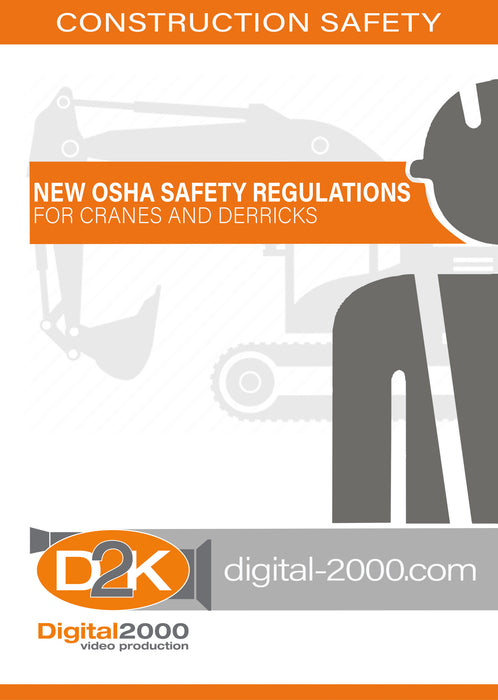 New OSHA Safety Regulations For Cranes and Derricks