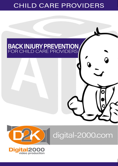 Back Injury Prevention For Childcare Providers