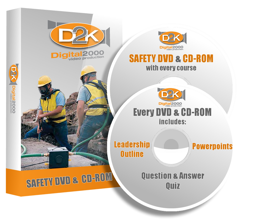 Construction Safety Training Videos Package