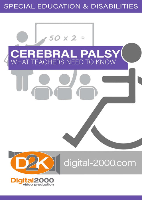 Cerebral Palsy - What Teachers Need To Know