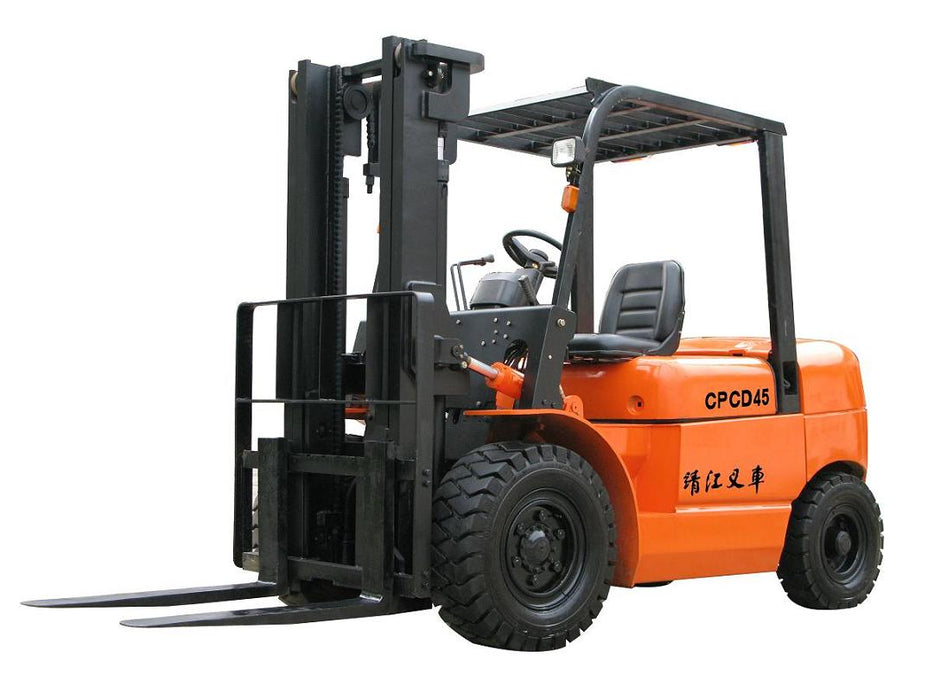 Forklift Safety Training Package
