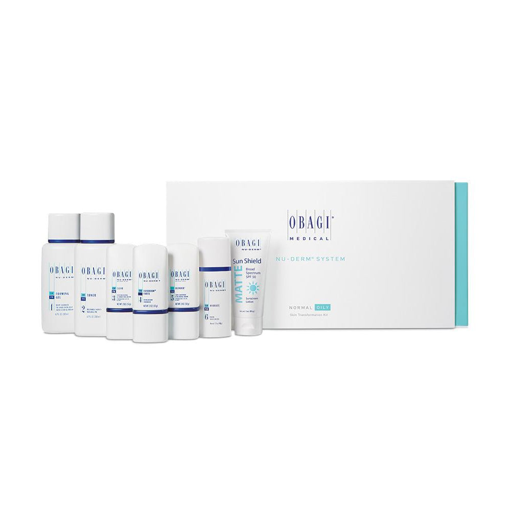 Nu-Derm System for Normal to Oily Skin