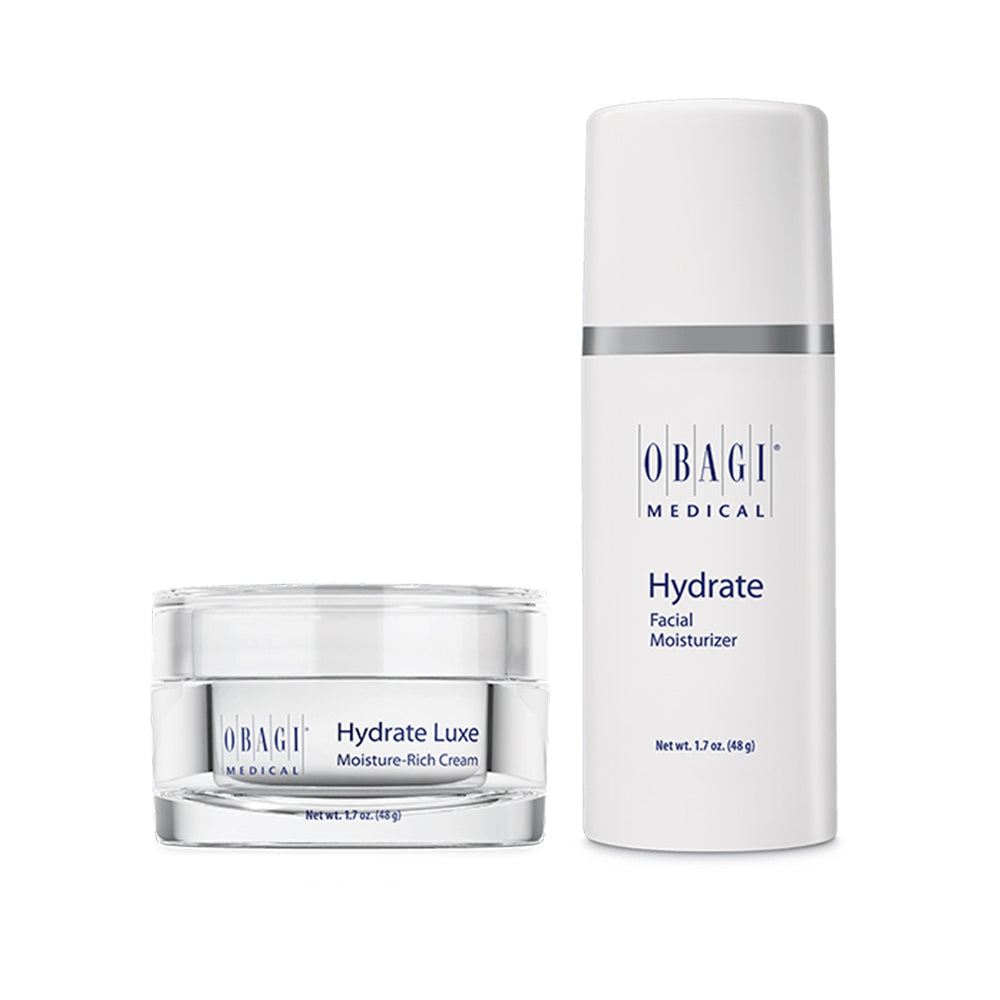 Hydrate Moisturizers