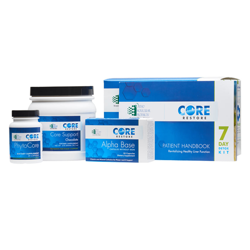 Core Restore 7 Day Detox Kit