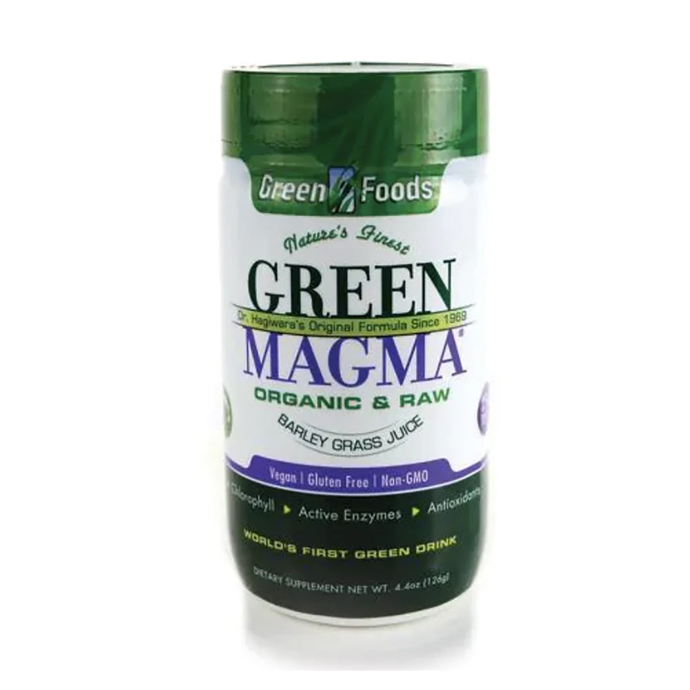 Green Magma - Nature's Finest 250 count