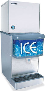 "Hoshizaki KMD-530MWH 540 Lb Crescent Cube Ice Machine, Water Cooled, 30"" Wide"