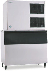 "Hoshizaki KM-1900SRJ3 48"" Remote Condenser Crescent Ice Cube Machine, 1933 Lb, Three Phase"