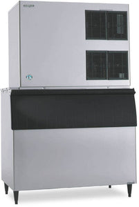 "Hoshizaki KM-1900SAJ 1875 Lb Crescent Cube Ice Machine, Air Cooled, 48"" Wide"