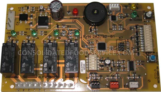 Hoshizaki 2A3792-01 Control Board (Water Saver) for Ice Machine