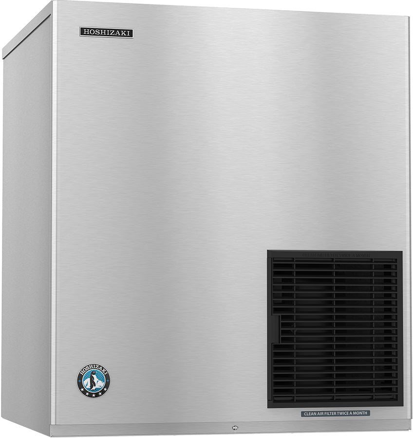 Hoshizaki F-1501MRJ-C 1335 Lb Cubelet Ice Machine, Remote Air Cooled, 30