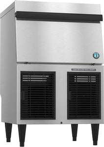 Hoshizaki F-330BAJ-C 288 Lb Undercounter Cubelet Ice Machine, Self Contained, Air Cooled