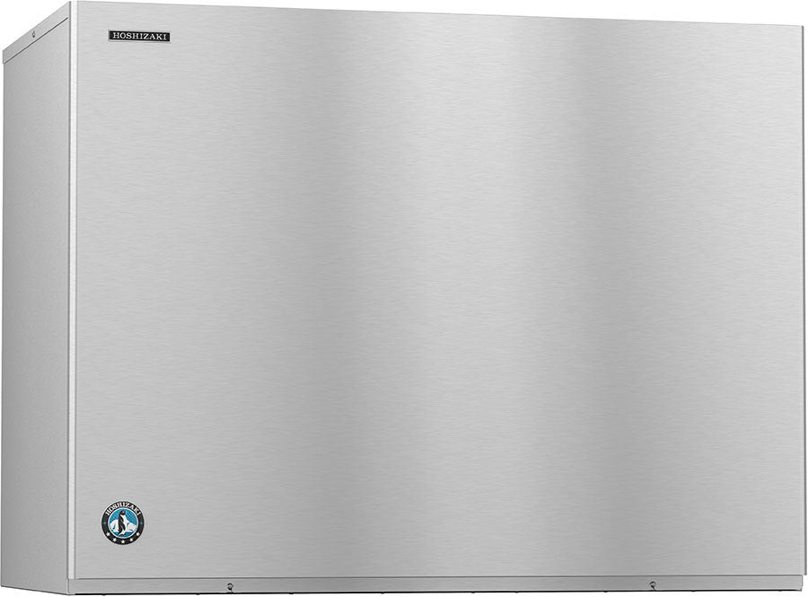 Hoshizaki KM-1900SWJ 1880 Lb Crescent Cube Ice Machine, Water Cooled, 48