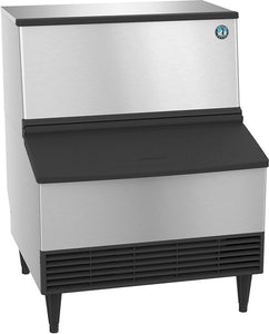 Hoshizaki KM-300BAJ 295 Lb Undercounter Cresent Cube Ice Machine, Self Contained, Air Cooled