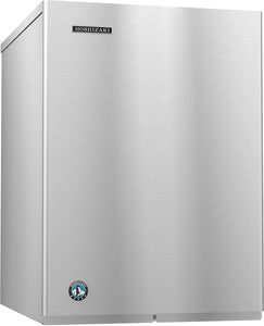 "Hoshizaki KM-520MWJ 474 Lb Crescent Cube Ice Machine, Water Cooled, 22"" Wide"