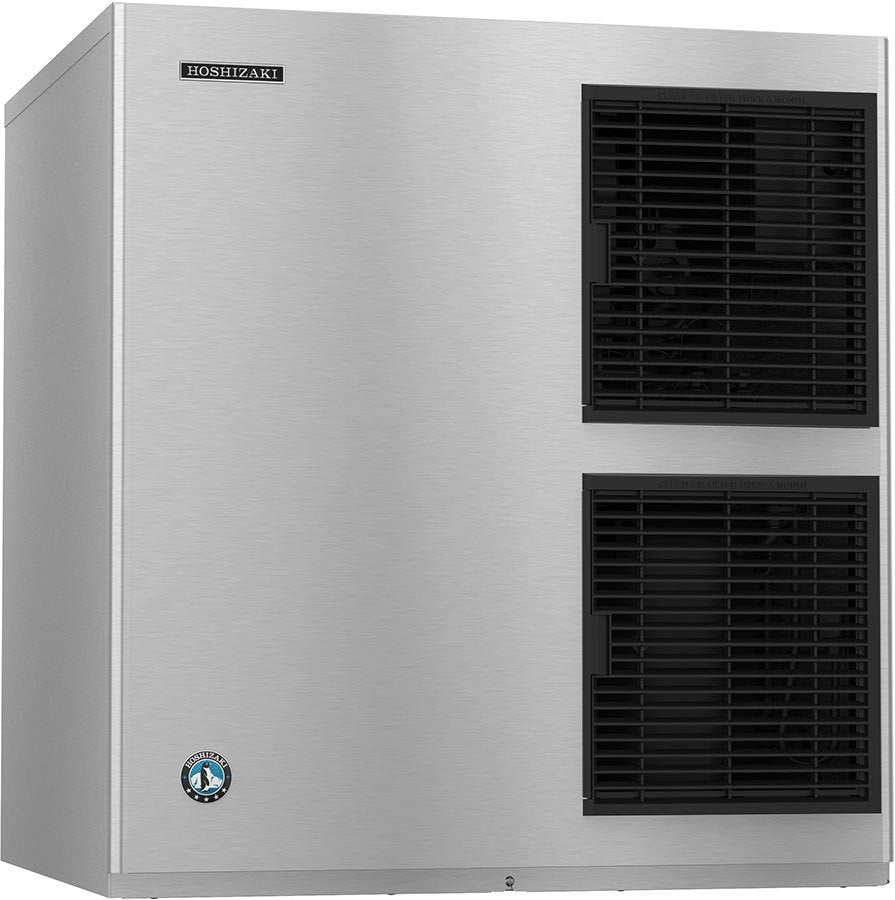 Hoshizaki KM-901MAJ 905 Lb Crescent Cube Ice Machine, Air Cooled, 30