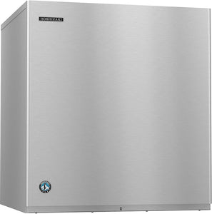 "Hoshizaki KM-901MWJ 950 Lb Crescent Cube Ice Machine, Water Cooled, 30"" Wide"