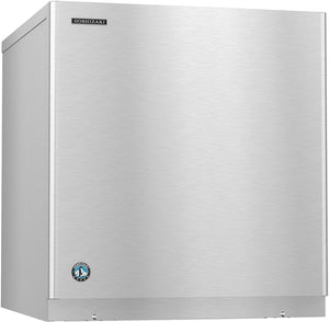 "Hoshizaki KMD-410MWH 440 Lb Crescent Cube Ice Machine, Water Cooled, 22"" Wide"