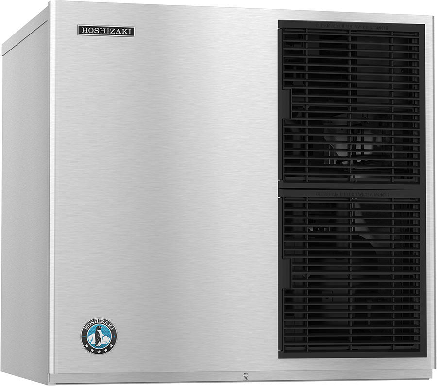 Hoshizaki KMD-860MAJ 855 Lb Crescent Cube Ice Machine, Air Cooled, 30