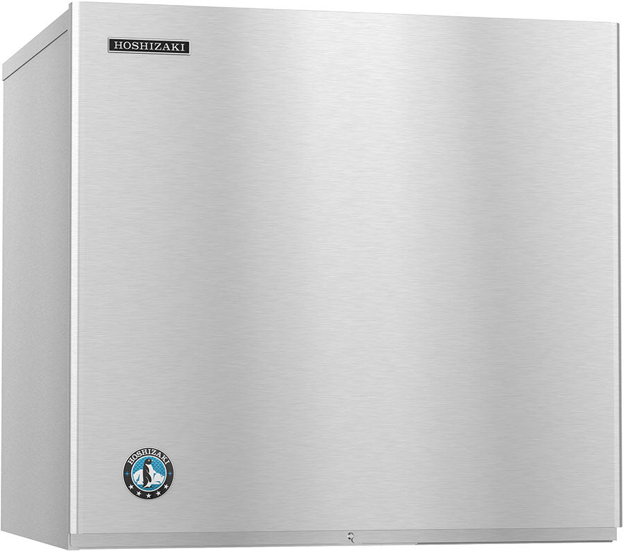 Hoshizaki KMD-860MWJ 940 Lb Crescent Cube Ice Machine, Water Cooled, 30