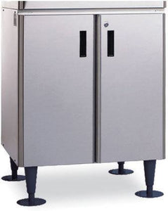 Hoshizaki SD-500 Ice Machine Stand, for DCM-300 & DCM-500, 2 Door, Stainless Steel