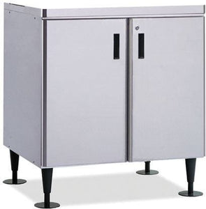 Hoshizaki SD-750 Ice Machine Stand, for DCM-750 & DCM-751, 2 Door, Stainless Steel