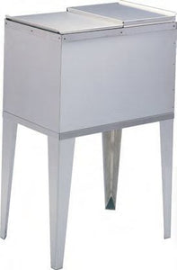 Lancer 85-0462 100 Lb Free Standing Ice Chest, Cold Plate, IC 400