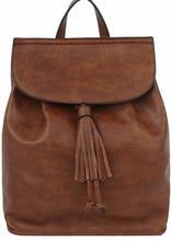 Load image into Gallery viewer, Convertible Backpack w/ Tassel